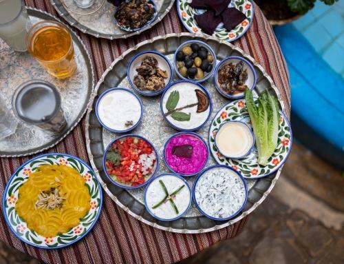 Sabato 1 e Domenica 2 Febbraio: Persian Cooking Class