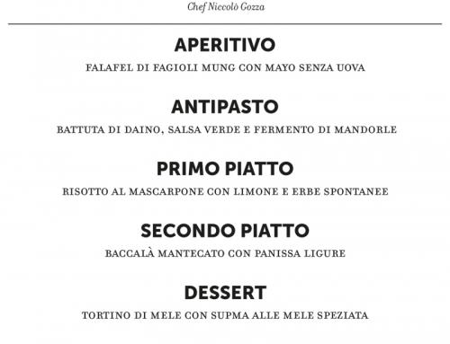 12 Febbraio – Social Dinner –