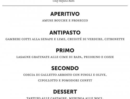 18 Febbraio: Social dinner